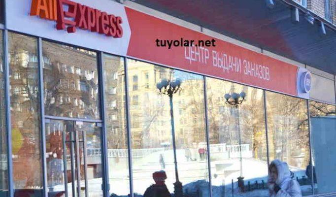 Aliexpress İstanbul Mağazaları