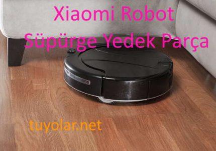Xiaomi Robot Süpürge Yedek Parça