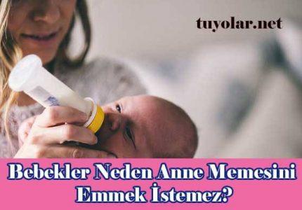 Bebekler Neden Anne Memesini Emmek İstemez